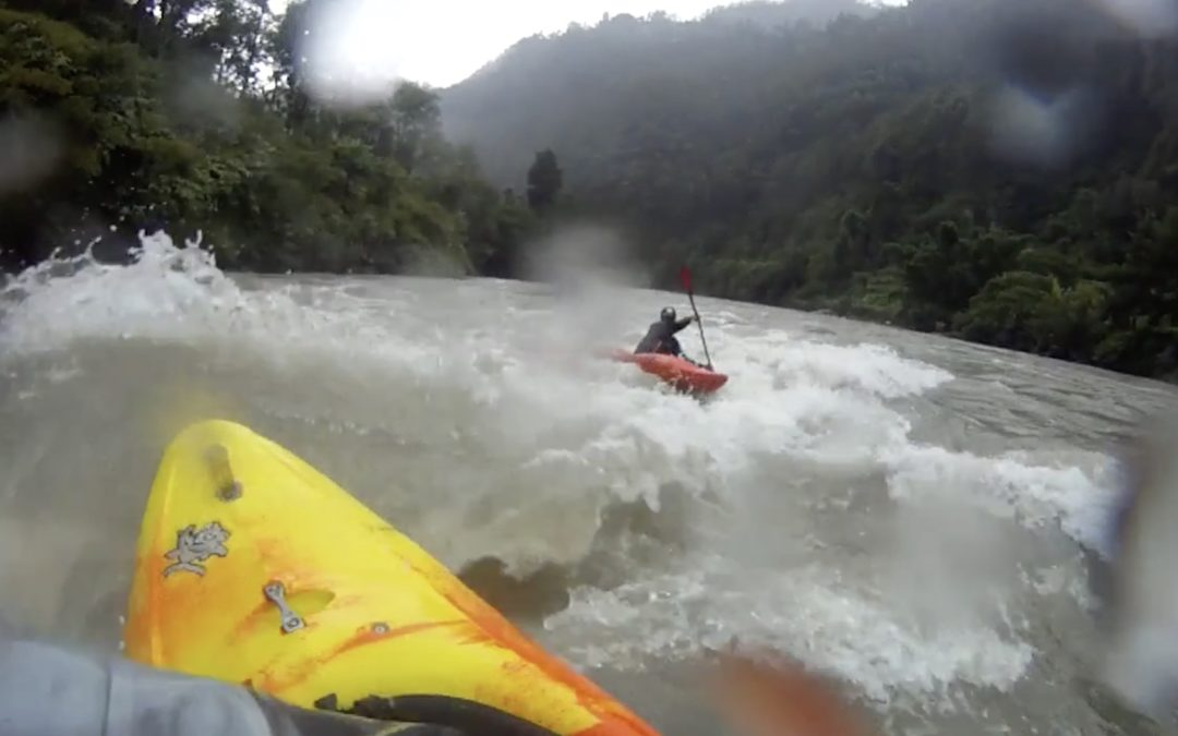 Kayaking the Himalayas